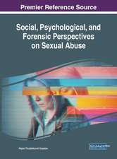 Social, Psychological, and Forensic Perspectives on Sexual Abuse