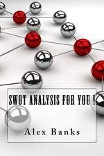 Swot Analysis for You !