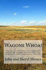 Wagons Whoa!