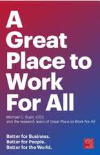 Great Place to Work for All