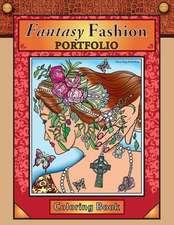 Fantasy Fashion Portfolio