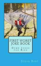 First Worst Joke Book