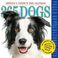 365 Dogs Page-A-Day Calendar 2019