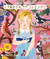 GARDEN OF DREAMS BY NATHALIE LETE WALL C