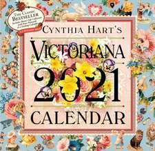 Cynthia Hart's Victoriana Wall Calendar 2021