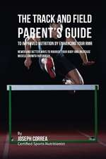 The Track and Field Parent's Guide to Improved Nutrition by Enhancing Your Rmr