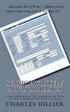 Service Writer/Advisor Basics