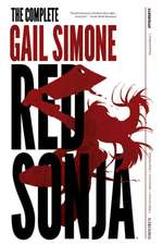 The Complete Gail Simone Red Sonja Omnibus - Signed Oversized Ed. HC