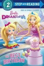 Barbie Dreamtopia Step Into Reading (Barbie)