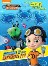Combine It and Design It! (Rusty Rivets)