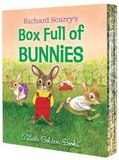 Richard Scarry's Box Full of Bunnies: The Bunny Book; I Am a Bunny; Just for Fun; Naughty Bunny; Polite Elephant