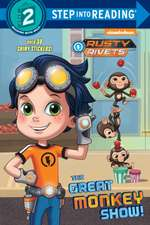The Great Monkey Show! (Rusty Rivets)