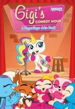 Gigi's Comedy Hour: A Fingerlings Joke Book
