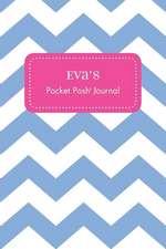 Eva's Pocket Posh Journal, Chevron