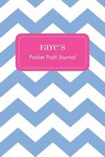 Faye's Pocket Posh Journal, Chevron