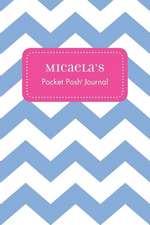 Micaela's Pocket Posh Journal, Chevron