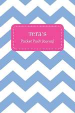 Tera's Pocket Posh Journal, Chevron