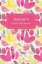 Marian's Pocket Posh Journal, Tulip