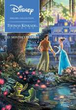 Disney Dreams Collection by Thomas Kinkade Studios: 2021 Monthly Pocket Planner