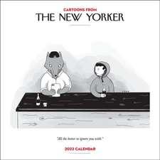 Cartoons from The New Yorker 2022 Wall Calendar