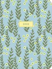 Posh: Love the Earth 2022 Monthly/Weekly Planner Calendar