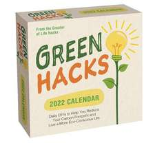 Green Hacks 2022 Day-to-Day Calendar