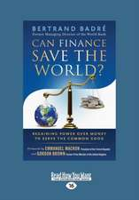 Can Finance Save the World?: Regaining Power Over Money to Serve the Common Good (Large Print 16pt)