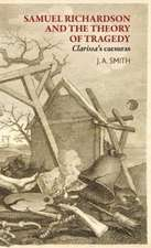 Samuel Richardson and the Theory of Tragedy