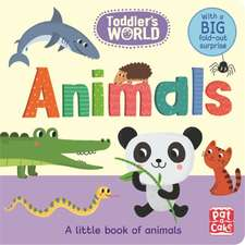 Toddler's World: Animals