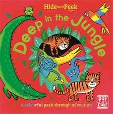 Hide and Peek: Deep in the Jungle