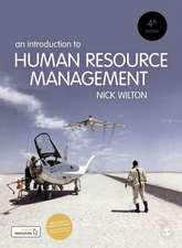 Introduction to Human Resource Management Paperback with Interactive eBook