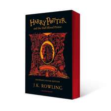 Harry Potter and the Half-Blood Prince – Gryffindor Edition