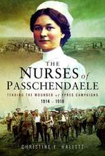 The Nurses of Passchendaele: Caring for the Wounded of the Ypres Campaigns 1914-1918