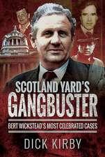 SCOTLAND YARDS GANGBUSTER