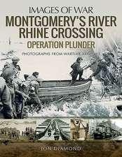 MONTGOMERYS RHINE RIVER CROSSING OPERATI