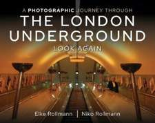 Photographic Journey Through the London Underground