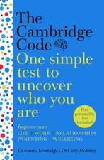 Moloney, C: The Cambridge Code