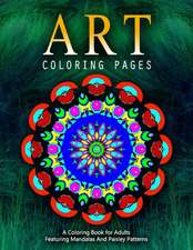 Art Coloring Pages, Volume 7