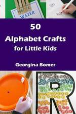 50 Alphabet Crafts for Little Kids