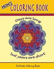 Mom's Coloring Book