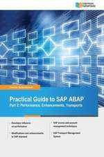 Practical Guide to SAP ABAP