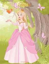 Livro Para Colorir de Princesa 1 & 2