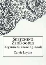 Sketching Zendoodle