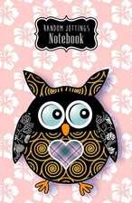 "Random Jottings Notebook- ""Prudence"""