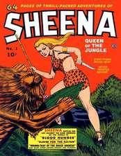 Sheena, Queen of the Jungle #1