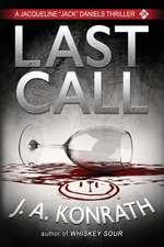 Last Call - A Thriller