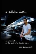 A Kitchen Lost...