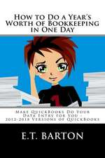 How to Do a Year's Worth of Bookkeeping in One Day