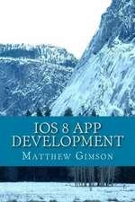 IOS 8 App Development