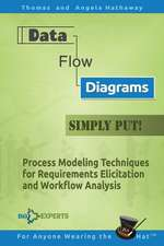 Data Flow Diagrams - Simply Put!